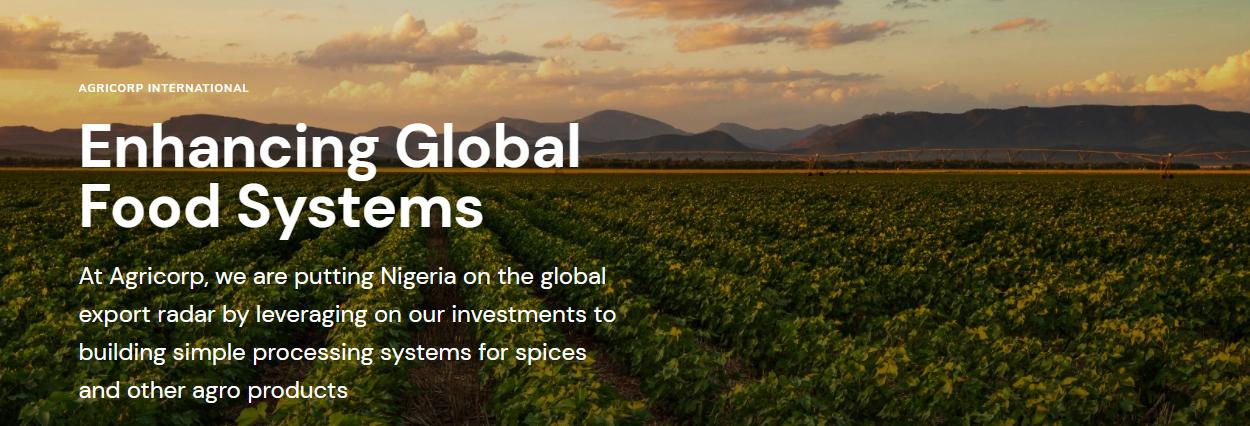Agricorp Menggalang $17,5 juta Pra-Seri A Untuk Meningkatkan Sistem Pangan